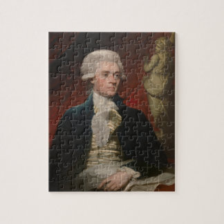 Thomas Jefferson by Mather Brown (1786) Jigsaw Puzzle