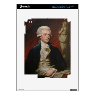 Thomas Jefferson by Mather Brown (1786) Skin For iPad 3