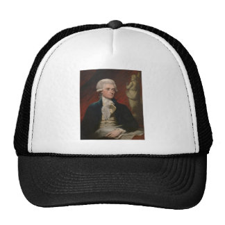 Thomas Jefferson by Mather Brown (1786) Trucker Hat