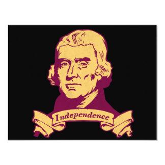 Thomas Jefferson Card