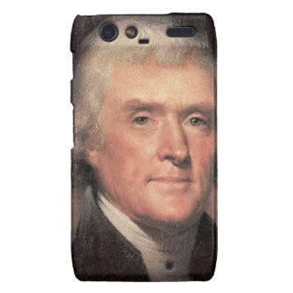 Thomas Jefferson Droid RAZR Cases