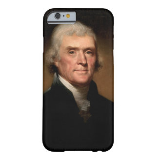 Thomas Jefferson Barely There iPhone 6 Case