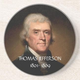 Thomas Jefferson Coaster