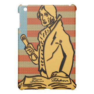 Thomas Jefferson Colonial Flag iPad Mini Case