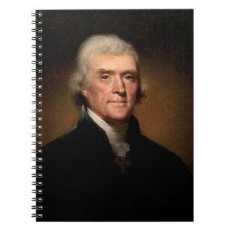 Thomas Jefferson Note Book