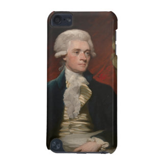 Thomas Jefferson de Mather Brown (1786) Funda Para iPod Touch 5G
