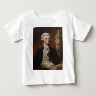 Thomas Jefferson de Mather Brown (1786) Remeras