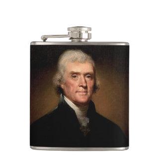 Thomas Jefferson Flask
