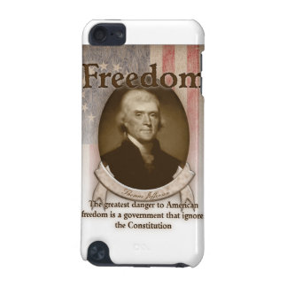 Thomas Jefferson – Freedom iPod Touch 5G Covers