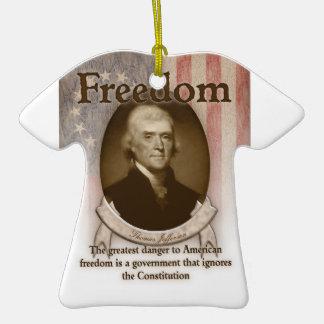 Thomas Jefferson – Freedom Ornament