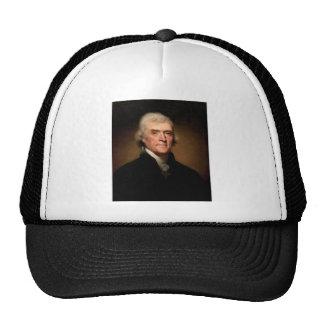 Thomas Jefferson Gorros Bordados