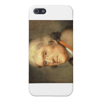 "Thomas Jefferson ""Honesty"" Wisdom Quote Gifts iPhone SE/5/5s Case"