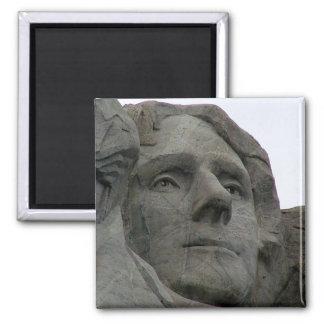 Thomas Jefferson Imán Cuadrado