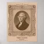 Thomas Jefferson Impresiones