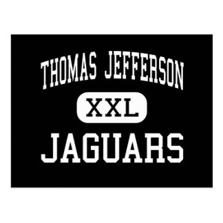 Thomas Jefferson - Jaguars - High - Bloomington Postcard