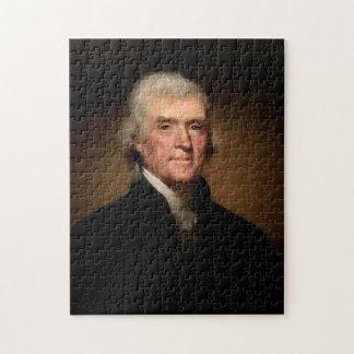 Thomas Jefferson Jigsaw Puzzle