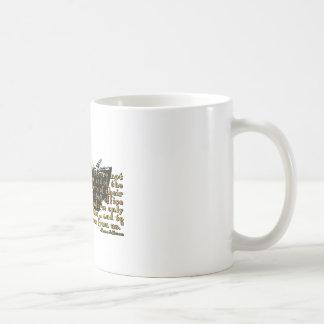 "Thomas Jefferson ""Limits Of Power"" Quote Coffee Mug"