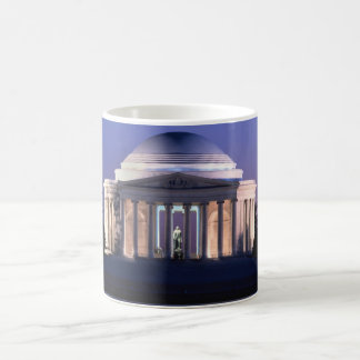 Thomas Jefferson Memorial at Dusk Coffee Mug