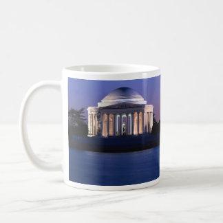 Thomas Jefferson Memorial at Dusk Coffee Mug