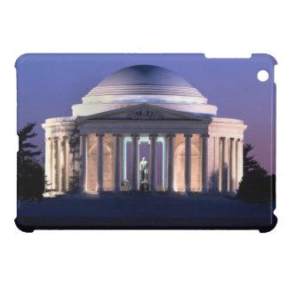 Thomas Jefferson Memorial at Dusk iPad Mini Covers