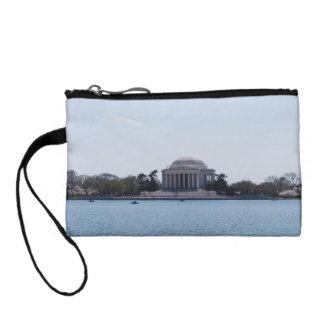 Thomas Jefferson Memorial Change Purse