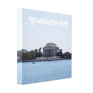 Thomas Jefferson Memorial Gallery Wrap Canvas