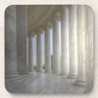 Thomas Jefferson Memorial Circular Colonnade Coaster