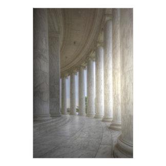 Thomas Jefferson Memorial Circular Colonnade Photo Print
