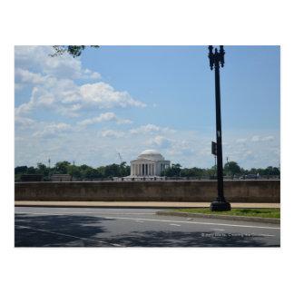 Thomas Jefferson Memorial.JPG Post Card