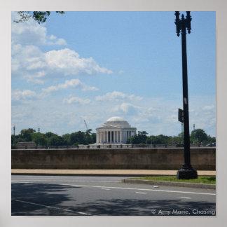 Thomas Jefferson Memorial.JPG Print
