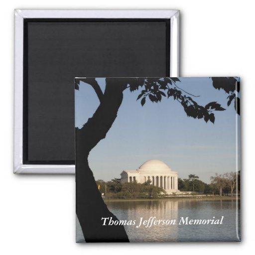 Thomas Jefferson Memorial Magnets