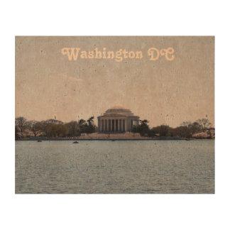 Thomas Jefferson Memorial Cork Paper Prints