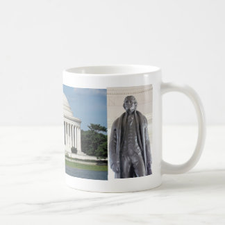 Thomas Jefferson Memorial - souvenir mug