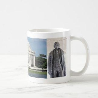 Thomas Jefferson Memorial - souvenir mug