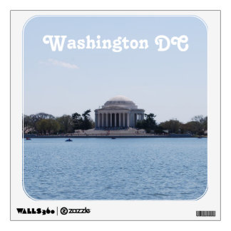 Thomas Jefferson Memorial Wall Sticker