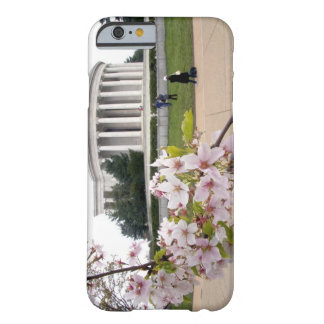 Thomas Jefferson Memorial with cherry blossoms Barely There iPhone 6 Case