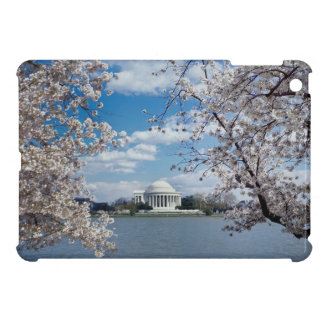 Thomas Jefferson Memorial with Cherry Blossoms Case For The iPad Mini