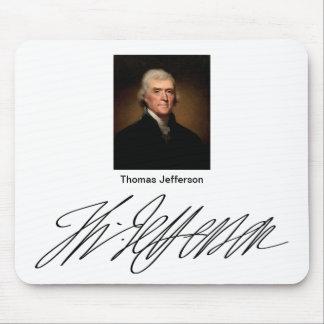 Thomas Jefferson Mouse Pad
