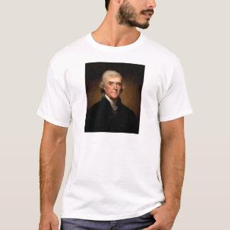 Thomas Jefferson Playera