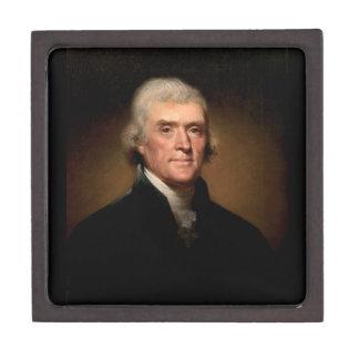 Thomas Jefferson Portrait Gift Box