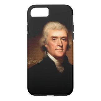 Thomas Jefferson Portrait iPhone 7 Case