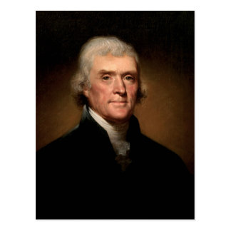 Thomas Jefferson Postal