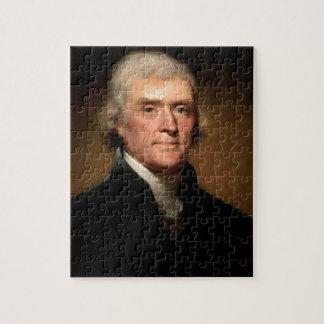 Thomas Jefferson Puzzles