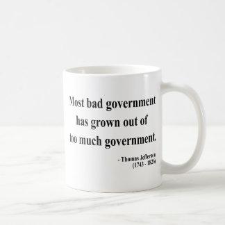 Thomas Jefferson Quote 7a Coffee Mug