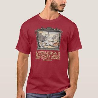 Thomas Jefferson Quote: Arms & Tyrannical Govt T-Shirt