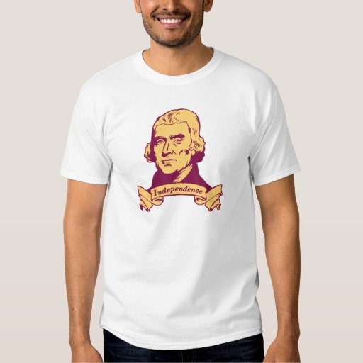 Thomas Jefferson Remera