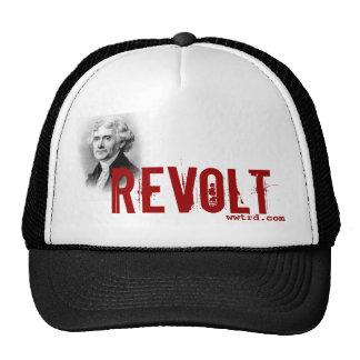 thomas_jefferson, Revolt, wwtrd.com Trucker Hat