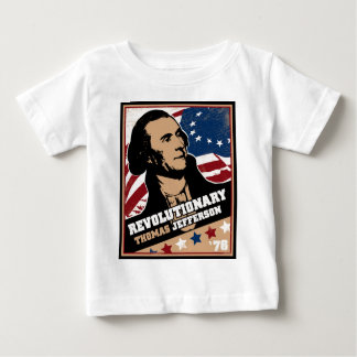 Thomas Jefferson Revolutionary Infant T-Shirt