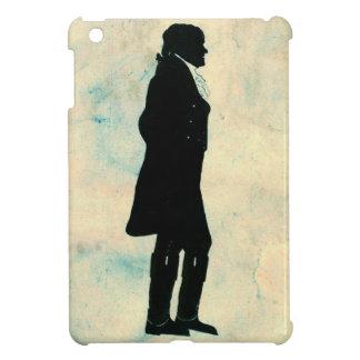 Thomas Jefferson Silhouette 1800 iPad Mini Case