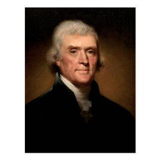 Thomas Jefferson Postales